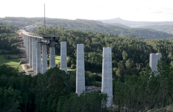 15. Covas Viaduct, Galizia (Spain)