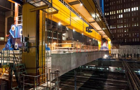 10. Manhattan West Platform, New York City (USA)